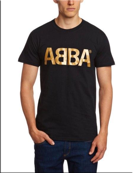 Camiseta-Abba-Logo