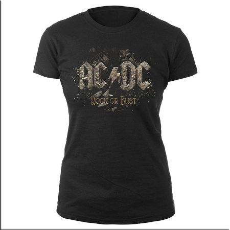 Camiseta-Chica-Rock-Or-Bust